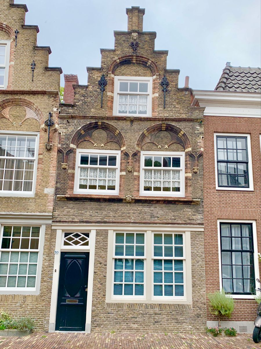 #oldhouse #architecture #netherlands #housestyles