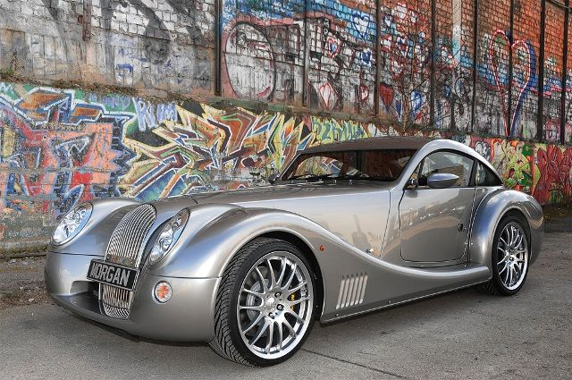 6 Real Cars That Look Like The Batmobile With Images Morgan