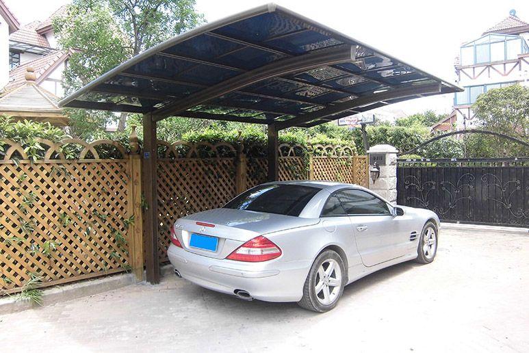 Best selling aluminum carport for single car Carports