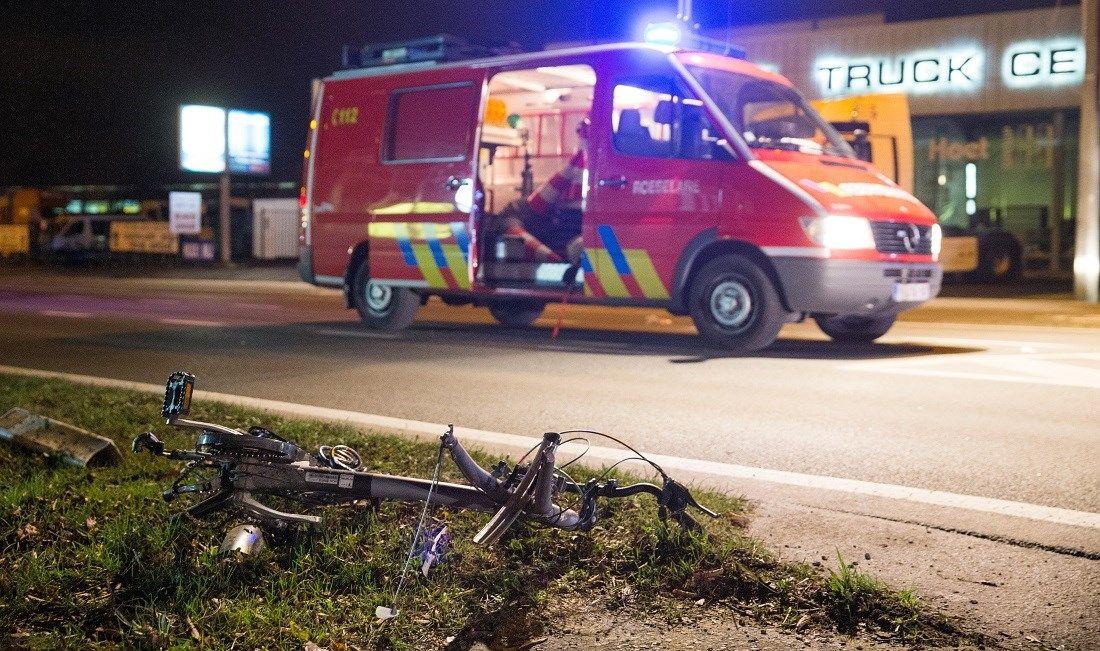 De bestuurder die betrokken was bij het dodelijke verkeersongeval van donderdagavond in het West-Vlaamse Gits, deelgemeente van Hooglede, heeft zich donder...