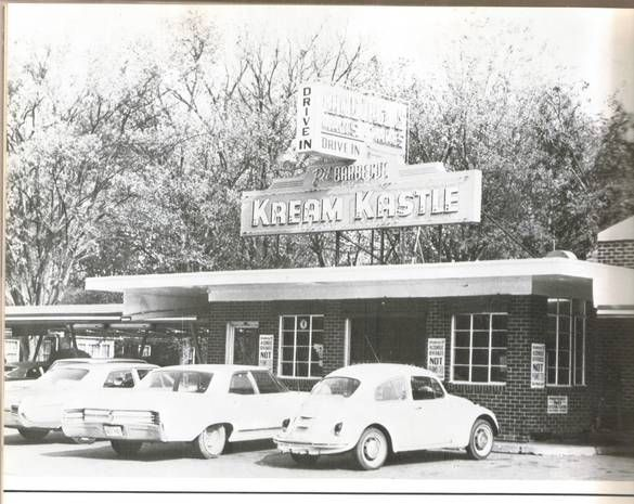 The Kream Kastle Our Old Hang Out My Fav Cherry Vanilla 7up With Cream Yum Arkansas Travel Blytheville Arkansas Photo