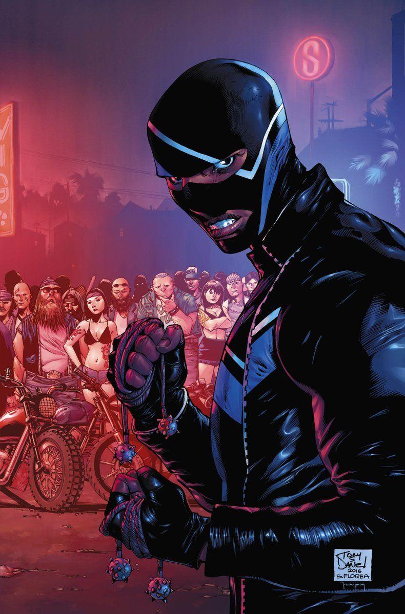 Vigilante by Tony Daniel, Sandu Florea and Tomeu Morey