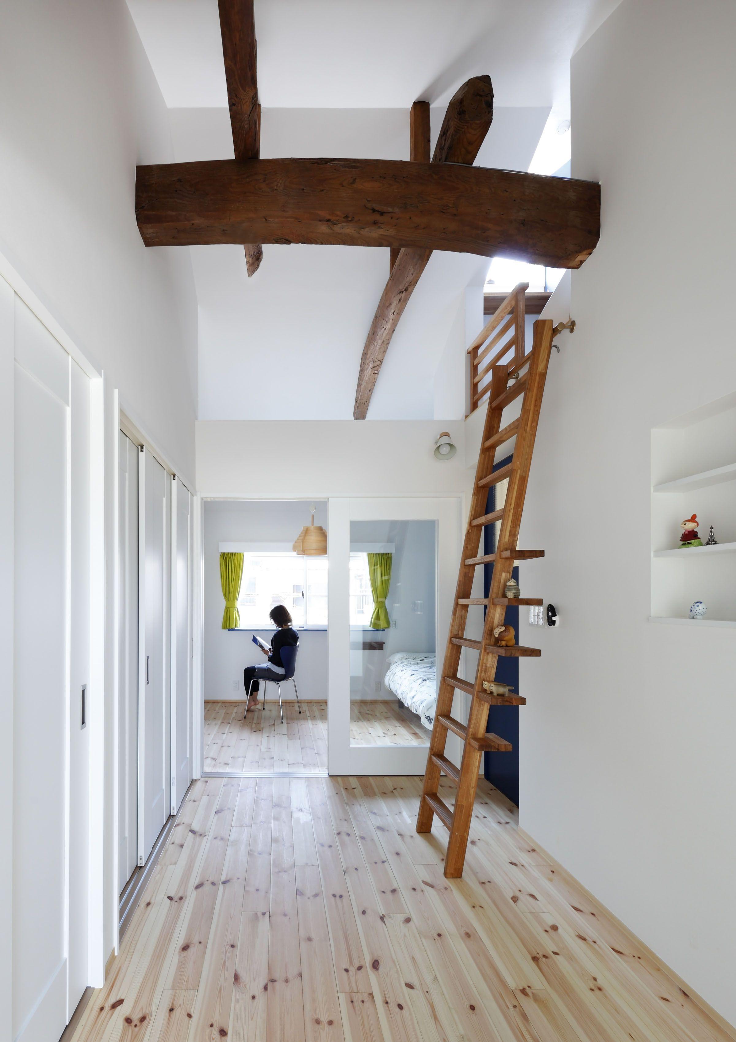 碧の家 画像あり リノベーション 家 リノベーション 建築家
