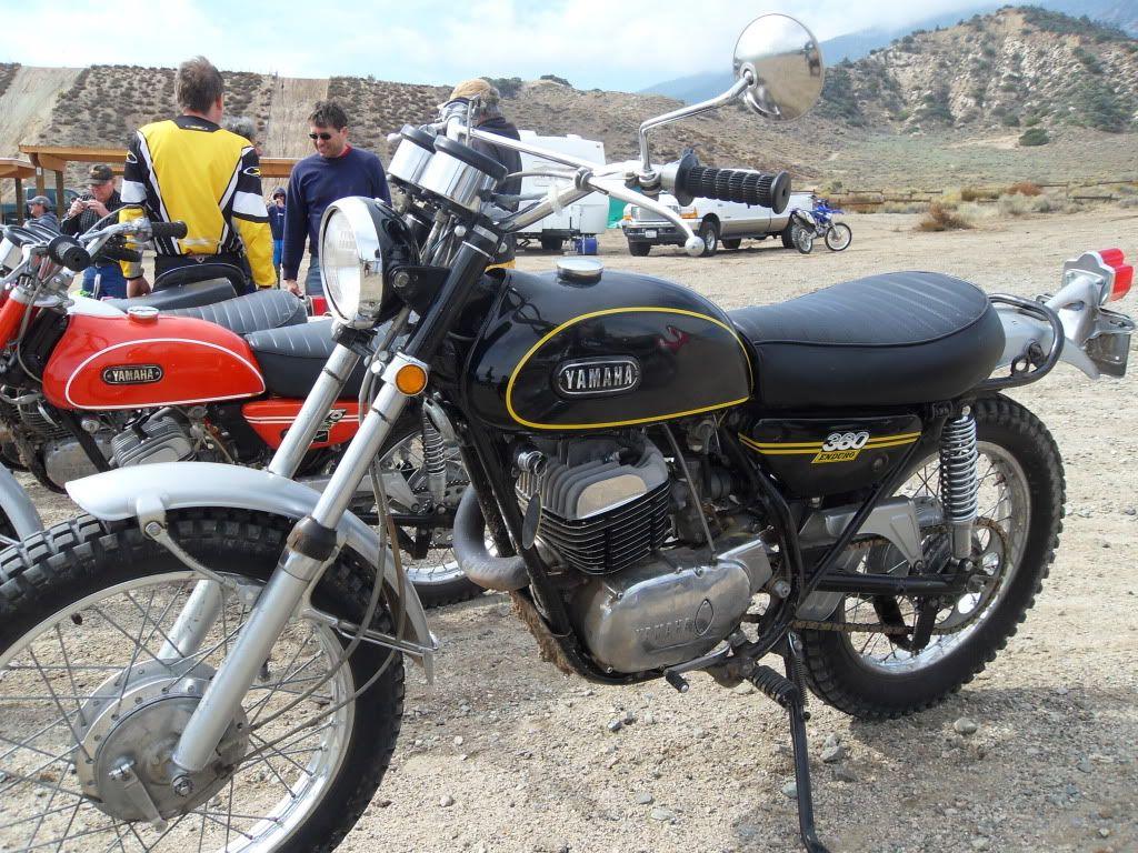 Yamaha 380 Enduro Yamaha Bikes Yamaha Motorcycles Cafe Racer Motorcycle