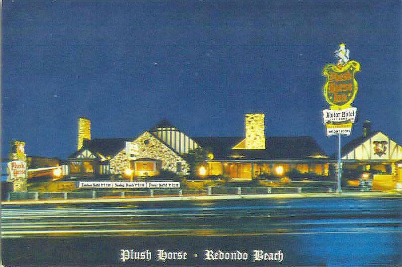 Classic Postcard. South Bay California Vintage