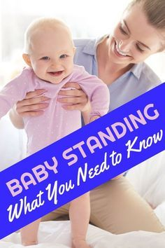 Baby Standing Milestones: Do you know when your baby will start to stand? Learn ...