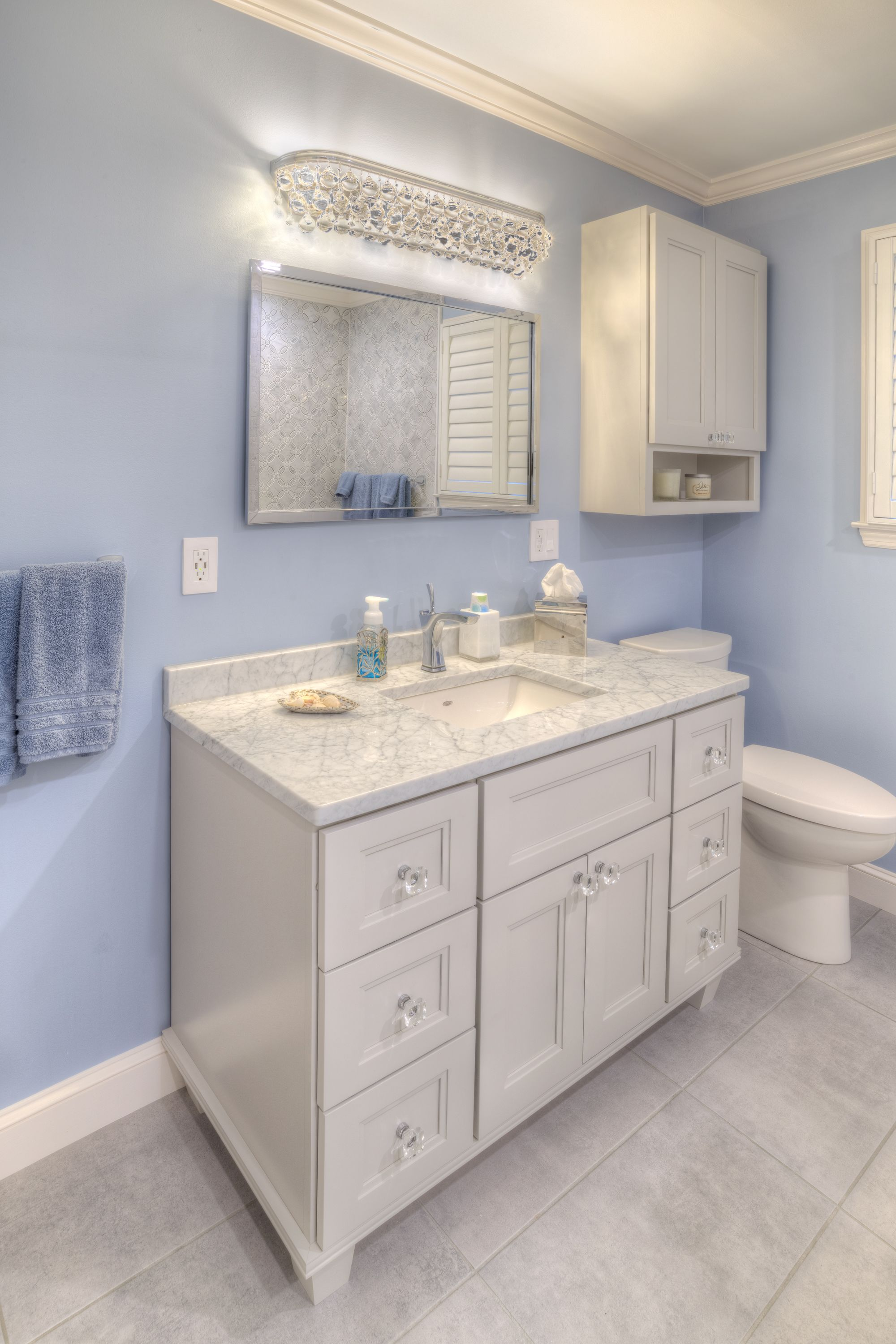 Beautiful area created in this bathroom renovation by ... on Disabatino Outdoor Living id=35709