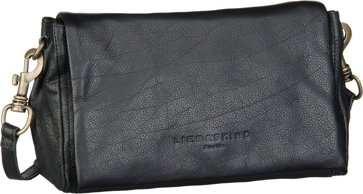 f771d9749238f Liebeskind Nisha Vintage Black - Abendtasche Clutch