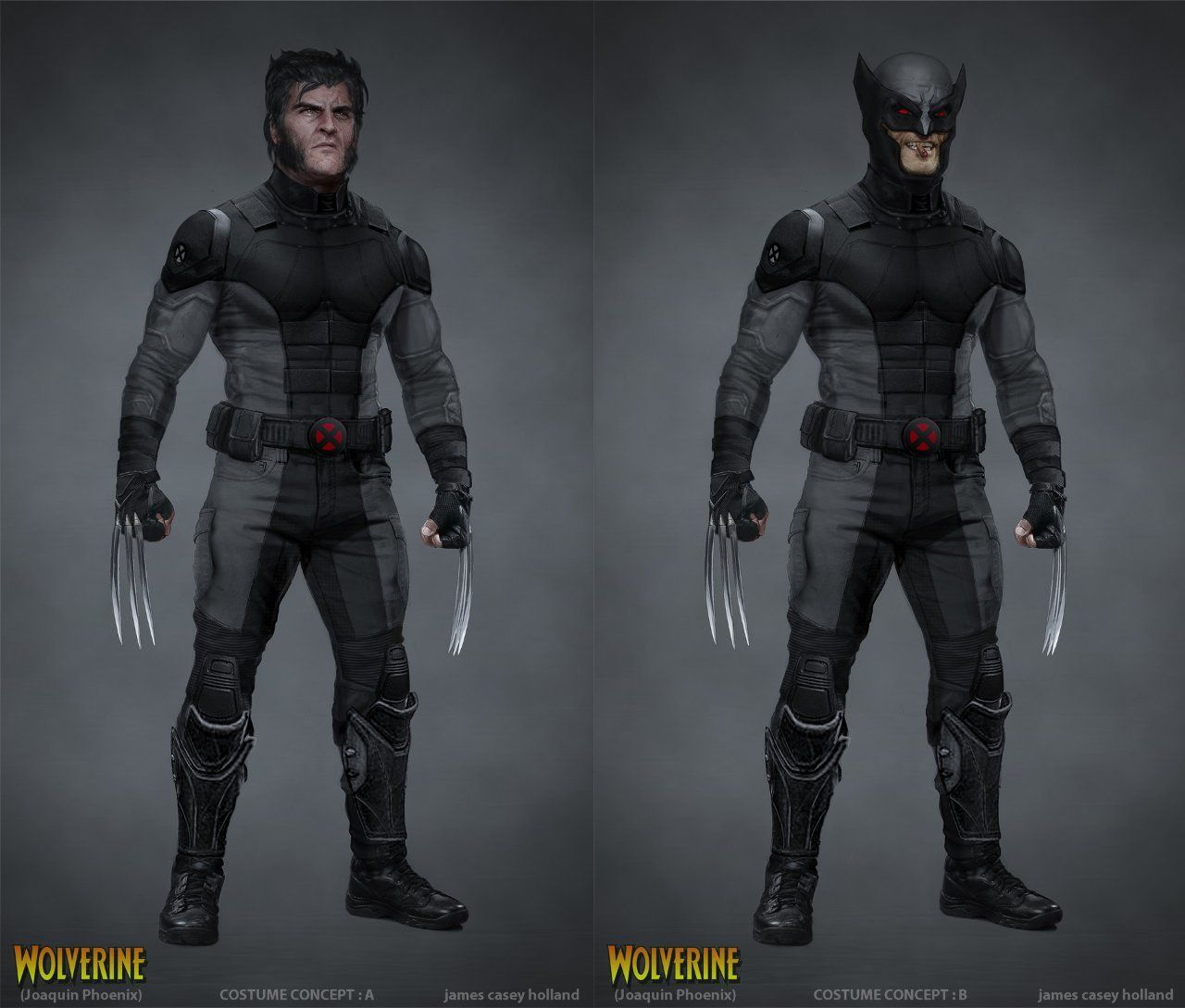 This Should Be The Mcu Wolverine Costume After Disney Buys