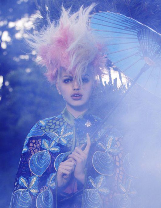Daphne Groeneveld | Vogue Japan