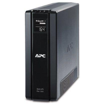 APC BR1500G Back-UPS Pro 1500VA 10-outlet Uninterruptible Power Supply (UPS)
