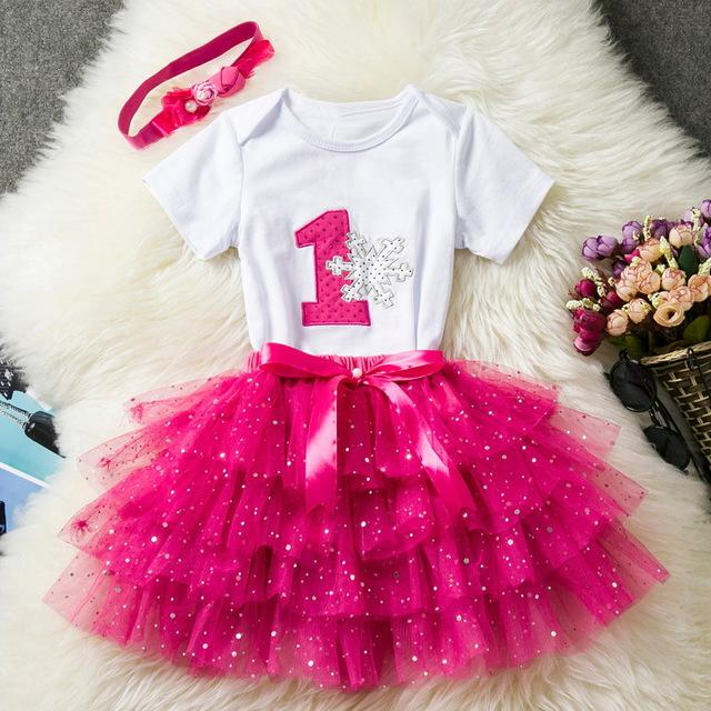ef8ee76e708b sale retailer 55a61 a4588 ai meng baby girl 1 year birthday dress ...