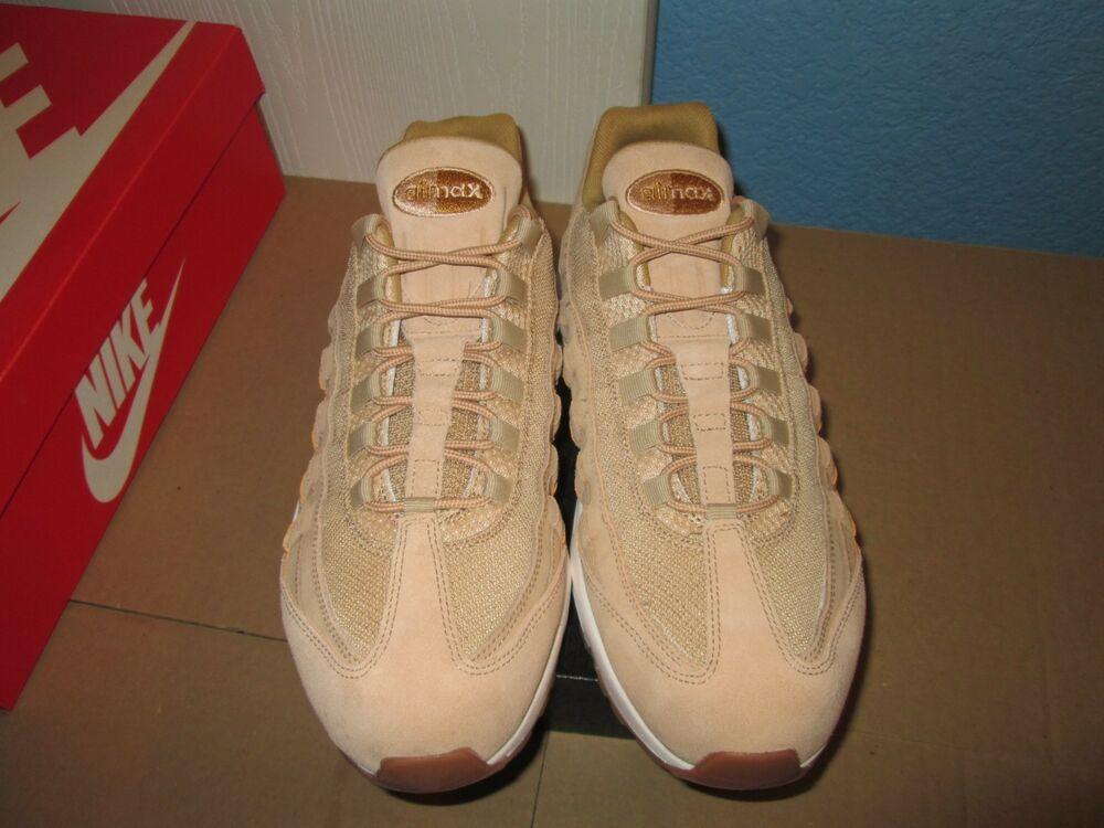 7036317041c0 NIKE 2018 AIR MAX 95 PREMIUM SE VACHETTA TAN SIZE 13 MEN 924478 201 NIB!   fashion  clothing  shoes  accessories  mensshoes  athleticshoes (ebay link)