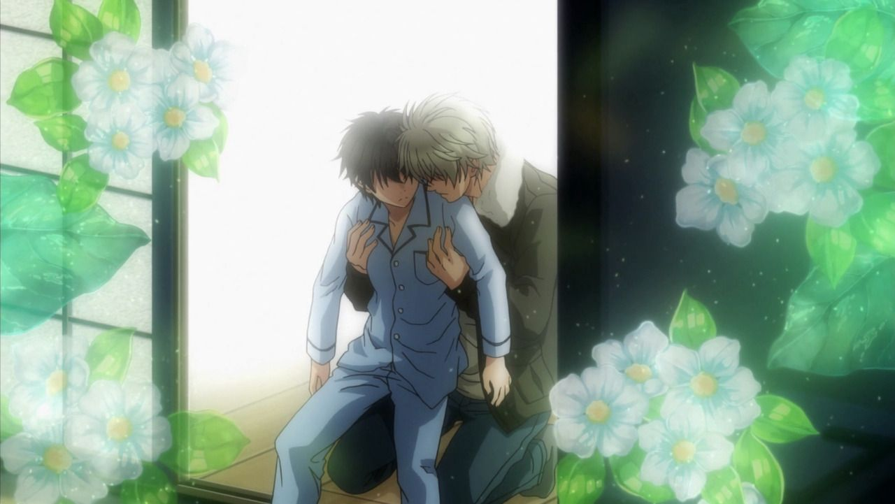 Pin by brittany flaherty on super lovers anime cartoon