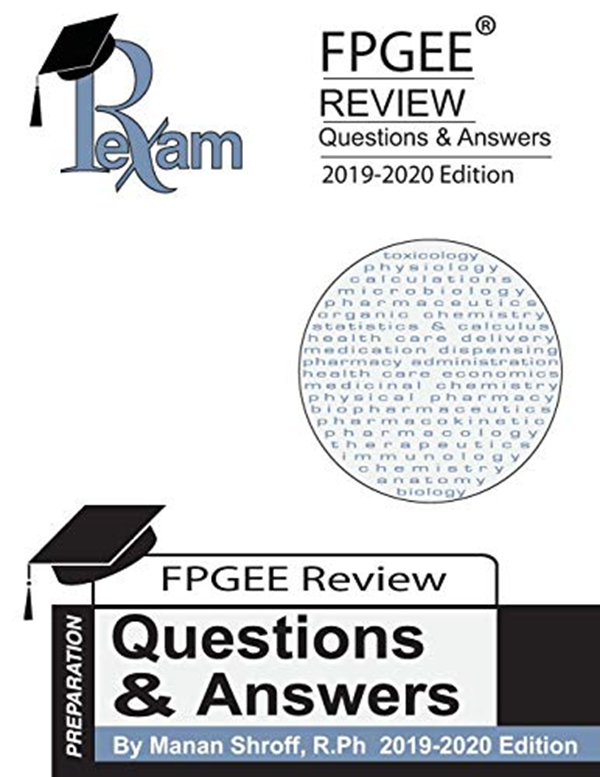 (2019) RxExam's FPGEE Review Questions & Answers 2019