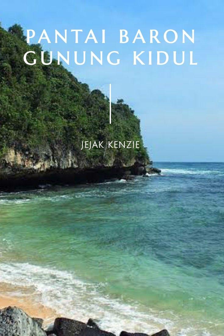 Pantai Baron Gunung Kidul Jogja Gambar Harga Tiket Masuk Lokasi Rute Di 2020 Pantai Di Pantai Pemandangan