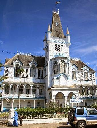 Omai Guyana: Georgetown's City Hall listed as World Monument to be preserved