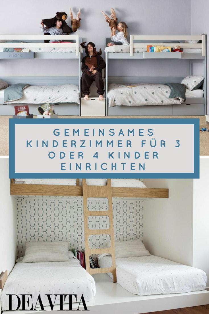 Gut Oft Müssen Mehrere Geschwister Ein Kinderzimmer Teilen, Denn Man Kann  Sich Nicht Immer Für