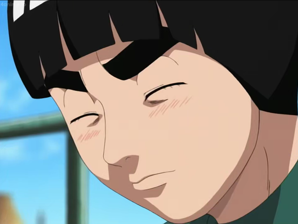 Rock Lee Rock Lee Anime Anime Naruto