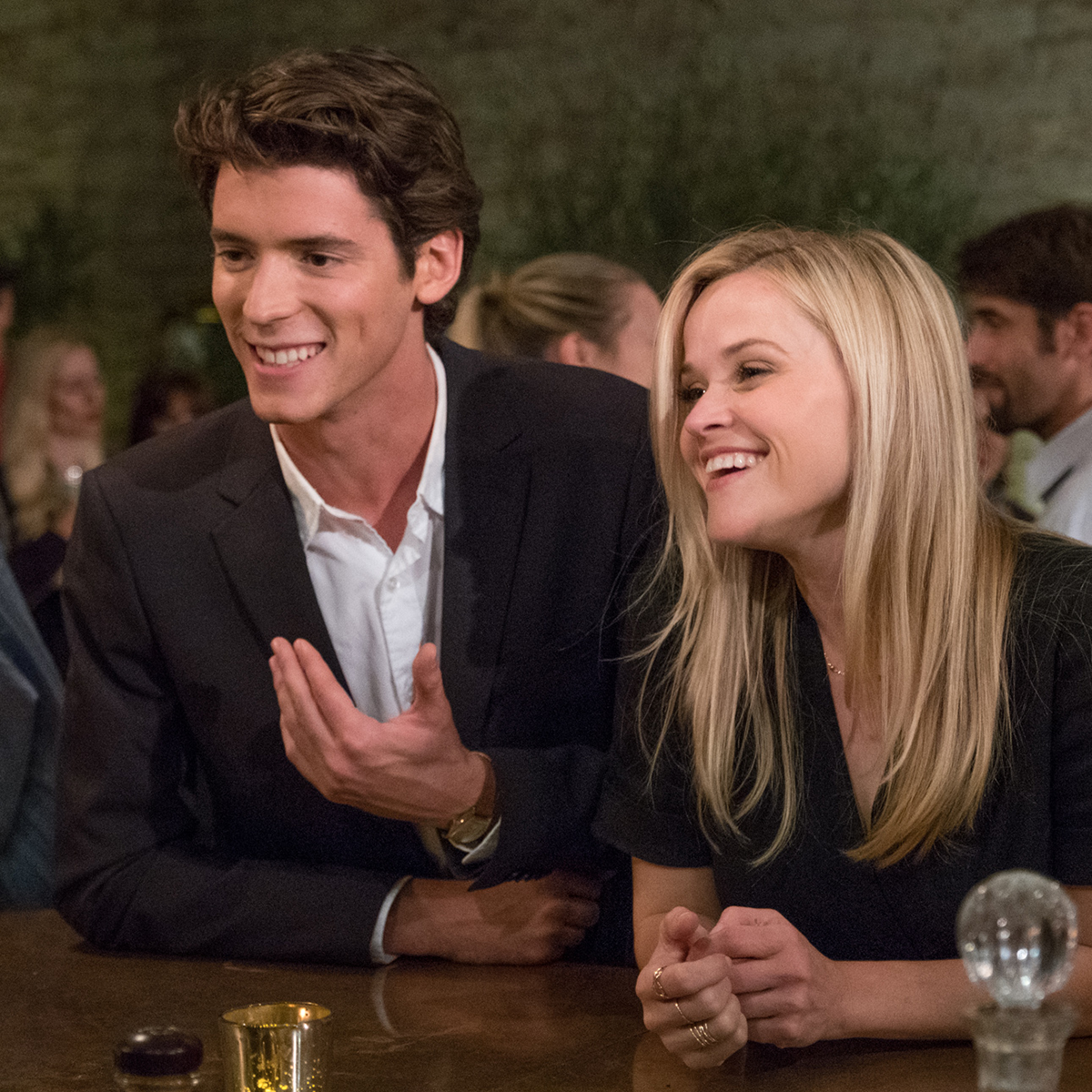 Love Is In The Air Reese Witherspoon Pico Alexander Star In A New