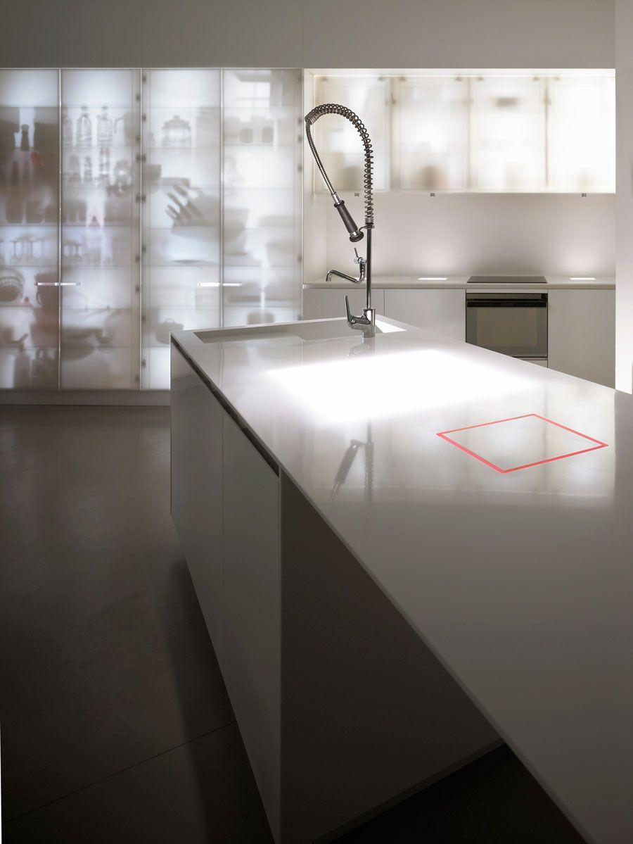 corian nouvel lumières - Jean Nouvel Design