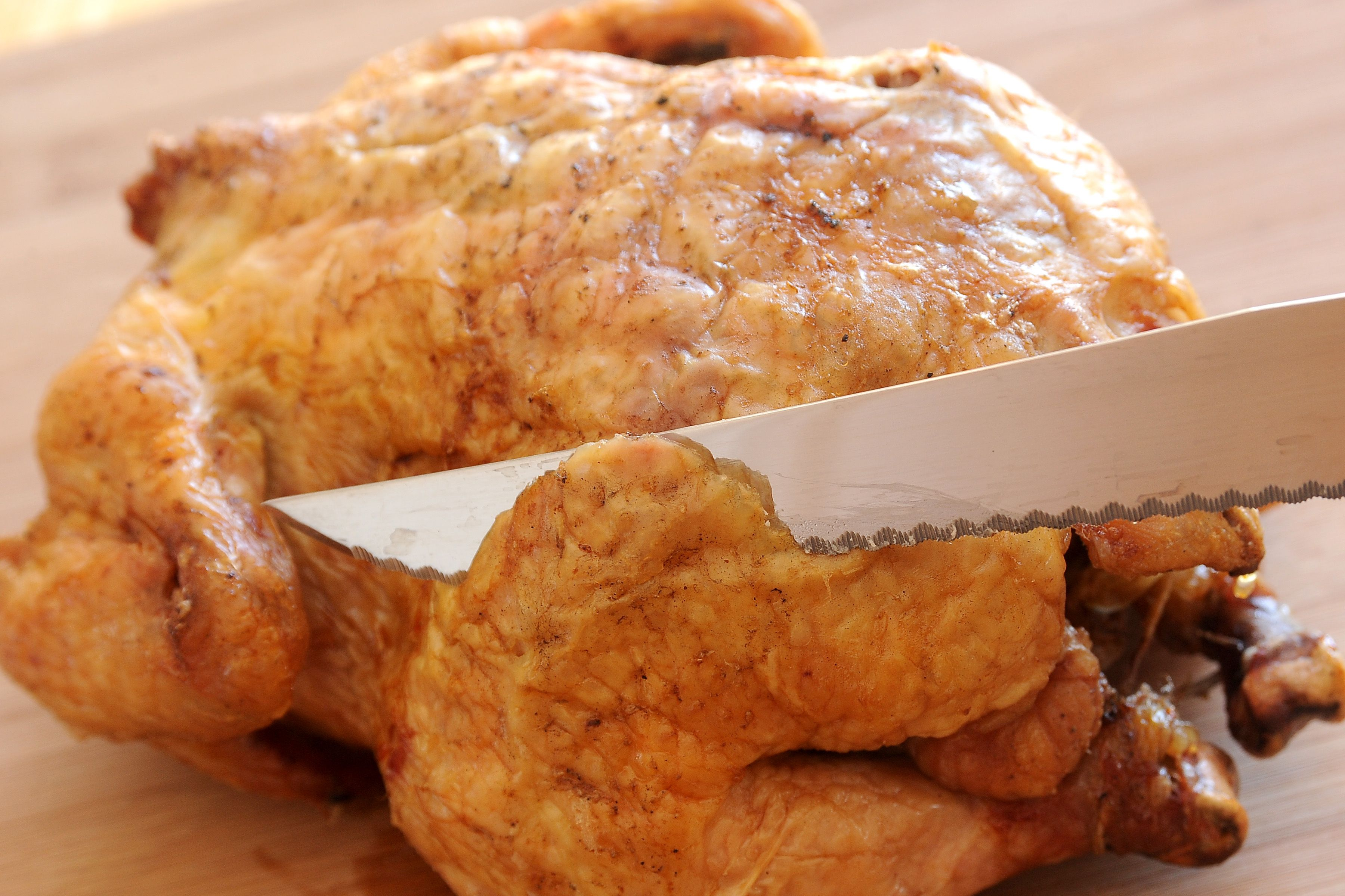 How to Roast a Whole Chicken on a Weber Grill