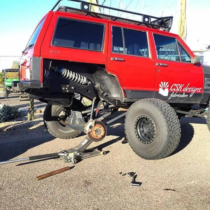 Cantilever Suspension Xj Jeep Jeep Xj Jeep Xj Mods Jeep Mods