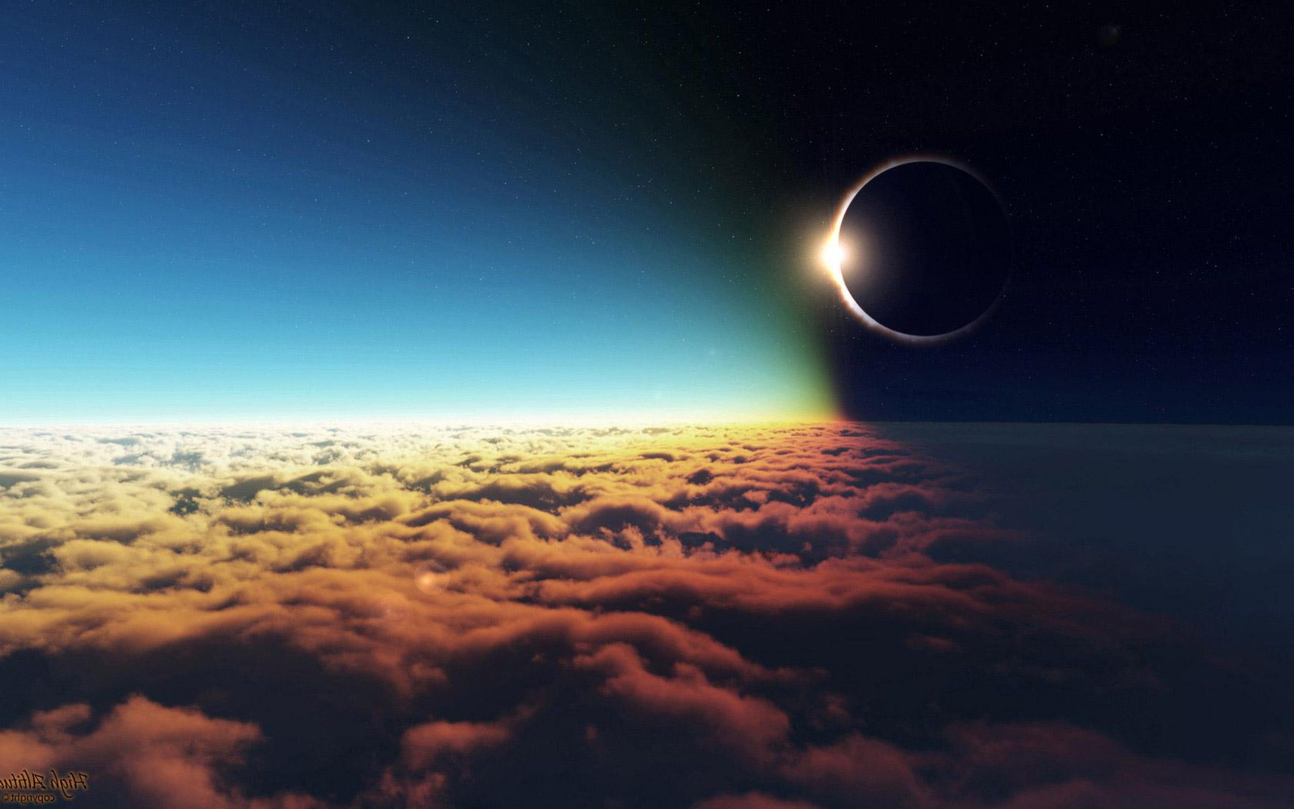 How To Let The Total Solar Eclipse Re Set You