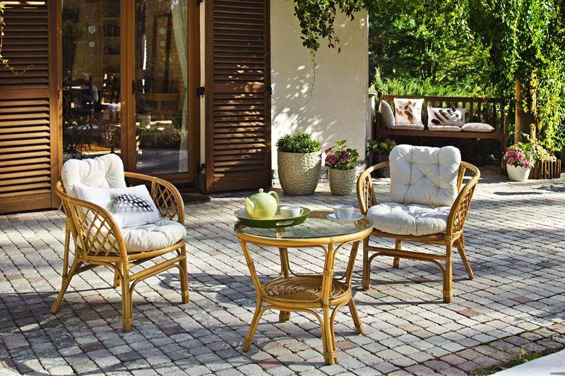 Zestaw Mebli Ogrodowych Widok Przed Domem Design Urzadzanie Urzarzaniewnetrz Urzadzaniewnetrza I Outdoor Furniture Sets Outdoor Decor Outdoor Furniture