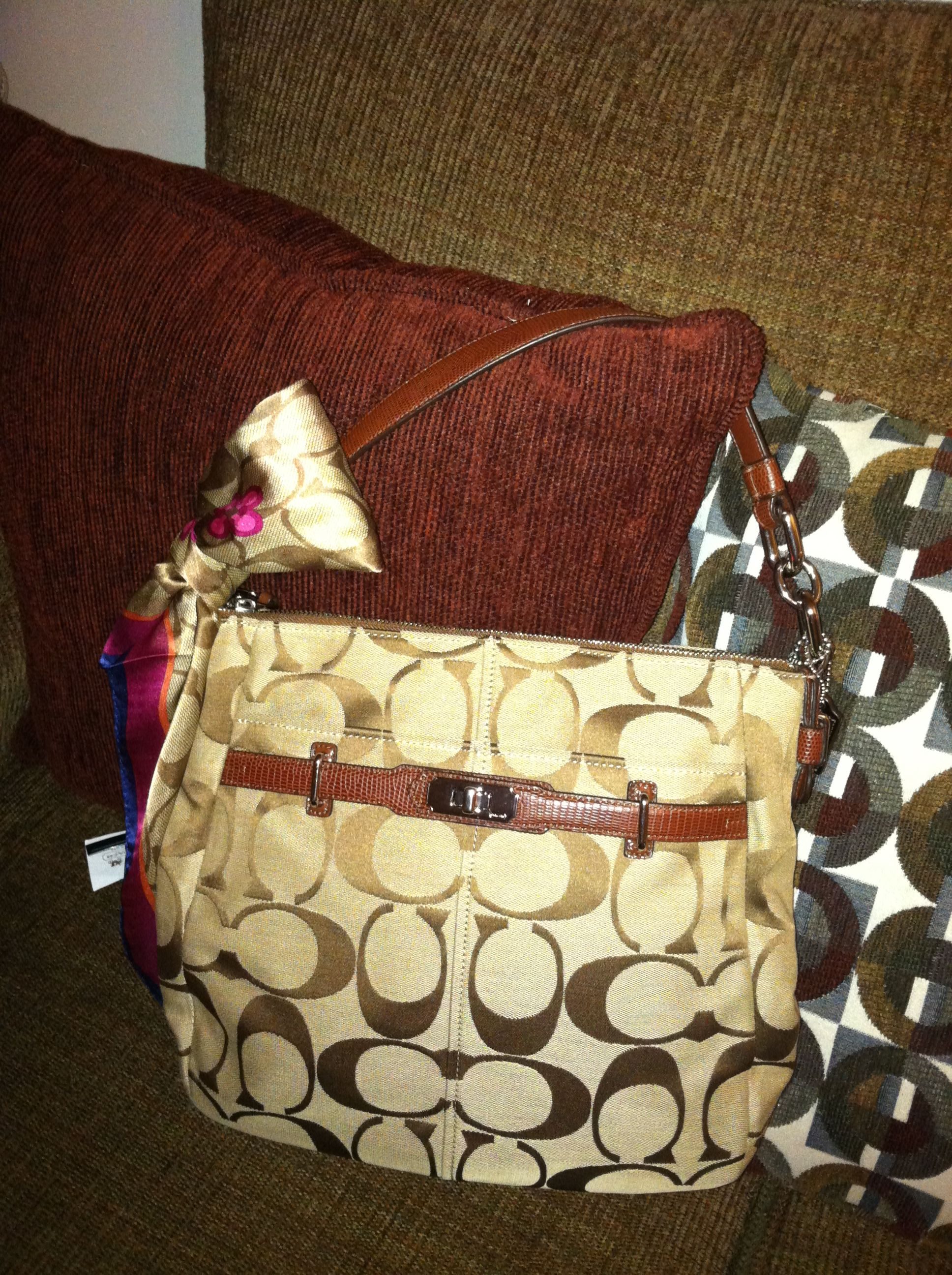 Coach bag valentines gift designer handbags for