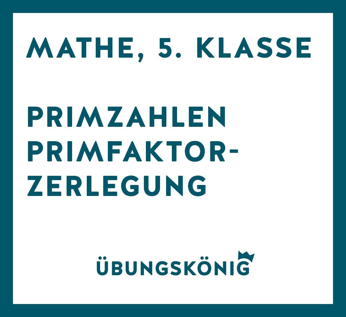 Kostenlose Arbeitsblätter und Übungen mit Lösungen für Mathe am ...