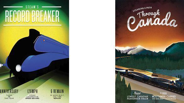 train posters - Google Search