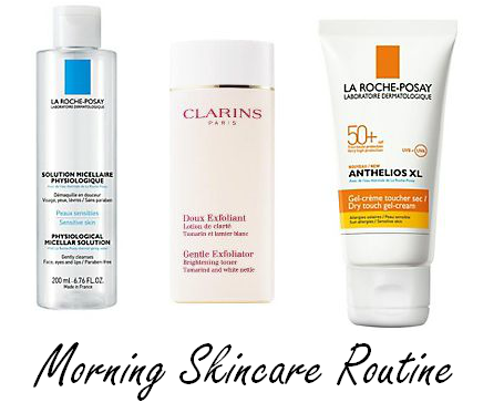 My Morning Skincare Routine!