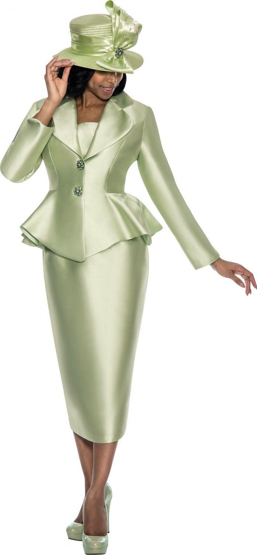 629c1e2e955 GMI G5753 Mint Womens Church Suits - Divine Church Suits