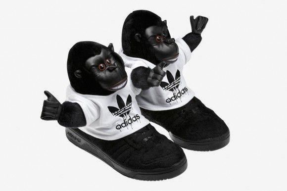 adidas jeremy scott rose