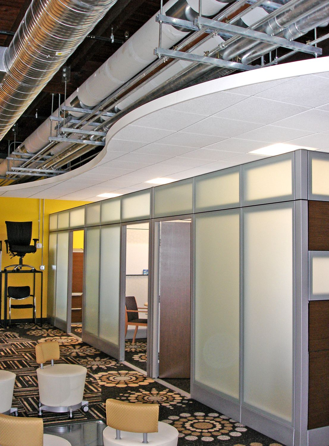 commercial exposed ceilings - Google Search