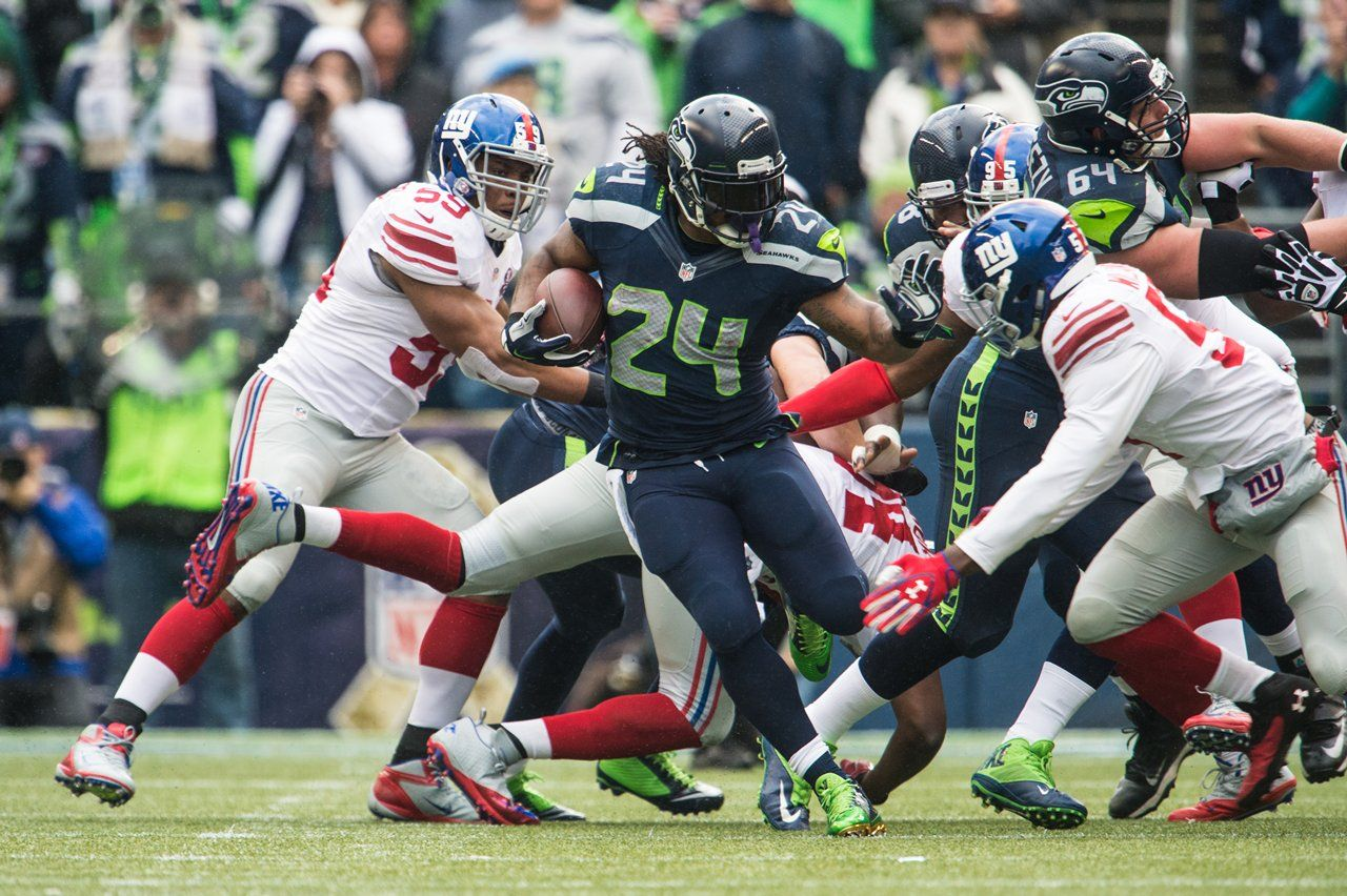 Game at a glance Seahawks 38, Giants 17 New york giants