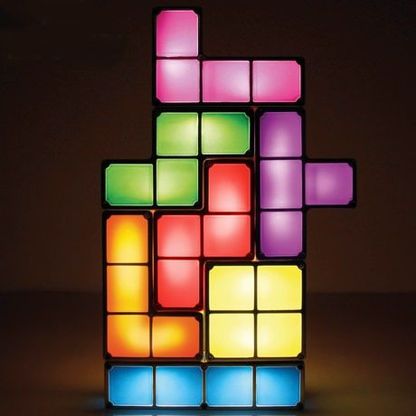 funky lighting. Tetris Light Funky Lighting