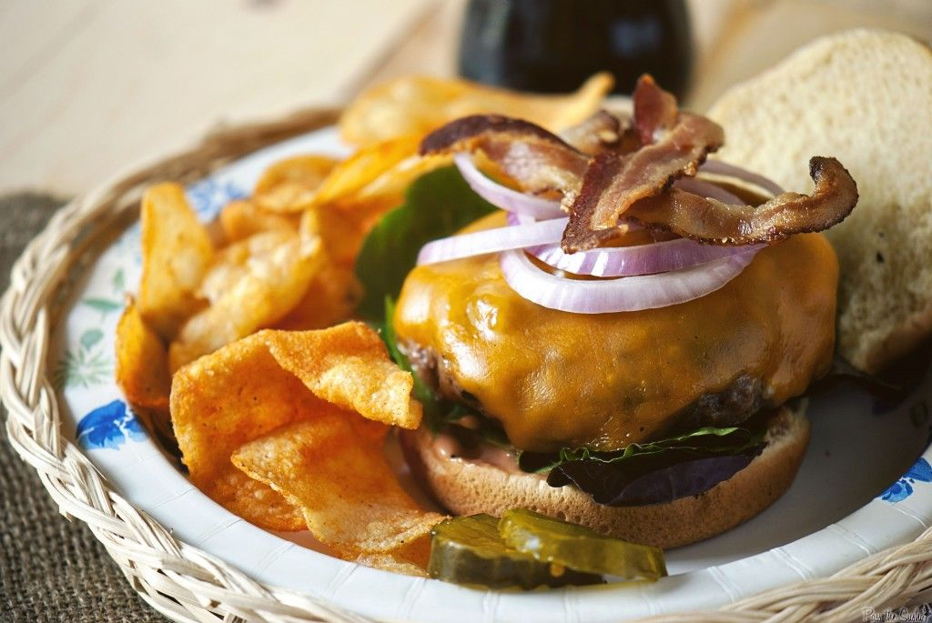 The Ultimate Steak House Burger, plus tips for great burgers