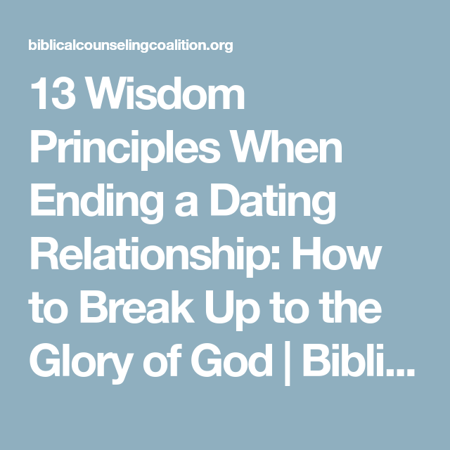 Breaking up with god a love story
