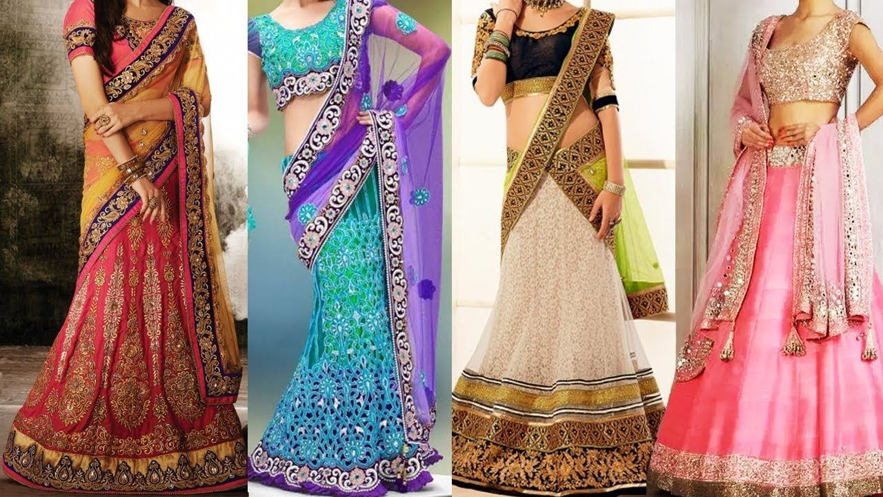 How to ghagra wear choli dupatta recommendations dress in everyday in 2019