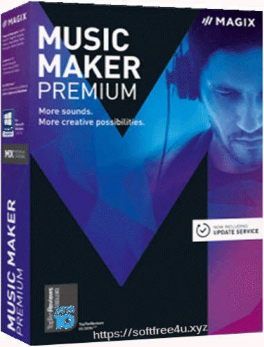 magix music maker 2016 live crack download
