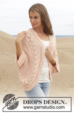 Patrón de suéter circular