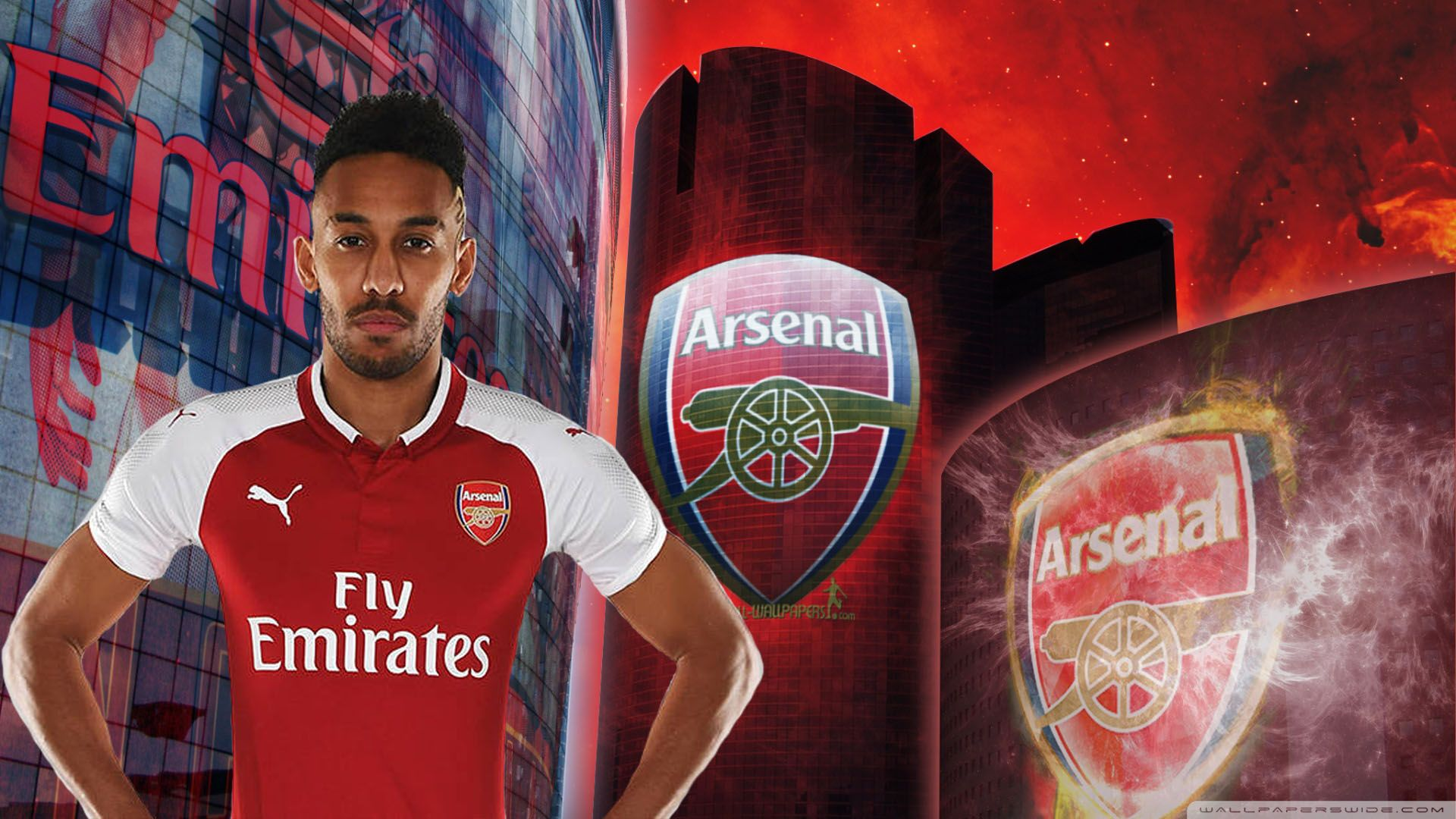 Best Arsenal Pierre Emerick Aubameyang Wallpaper With Images 400 x 300