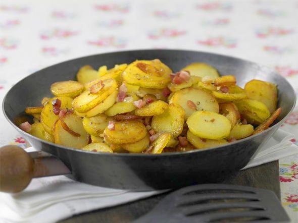Bratkartoffeln selber machen