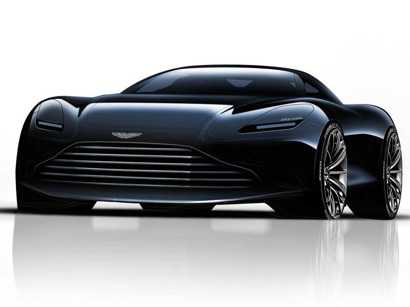 Aston Martin Vulcan | Sketches, Cars and Car sketch