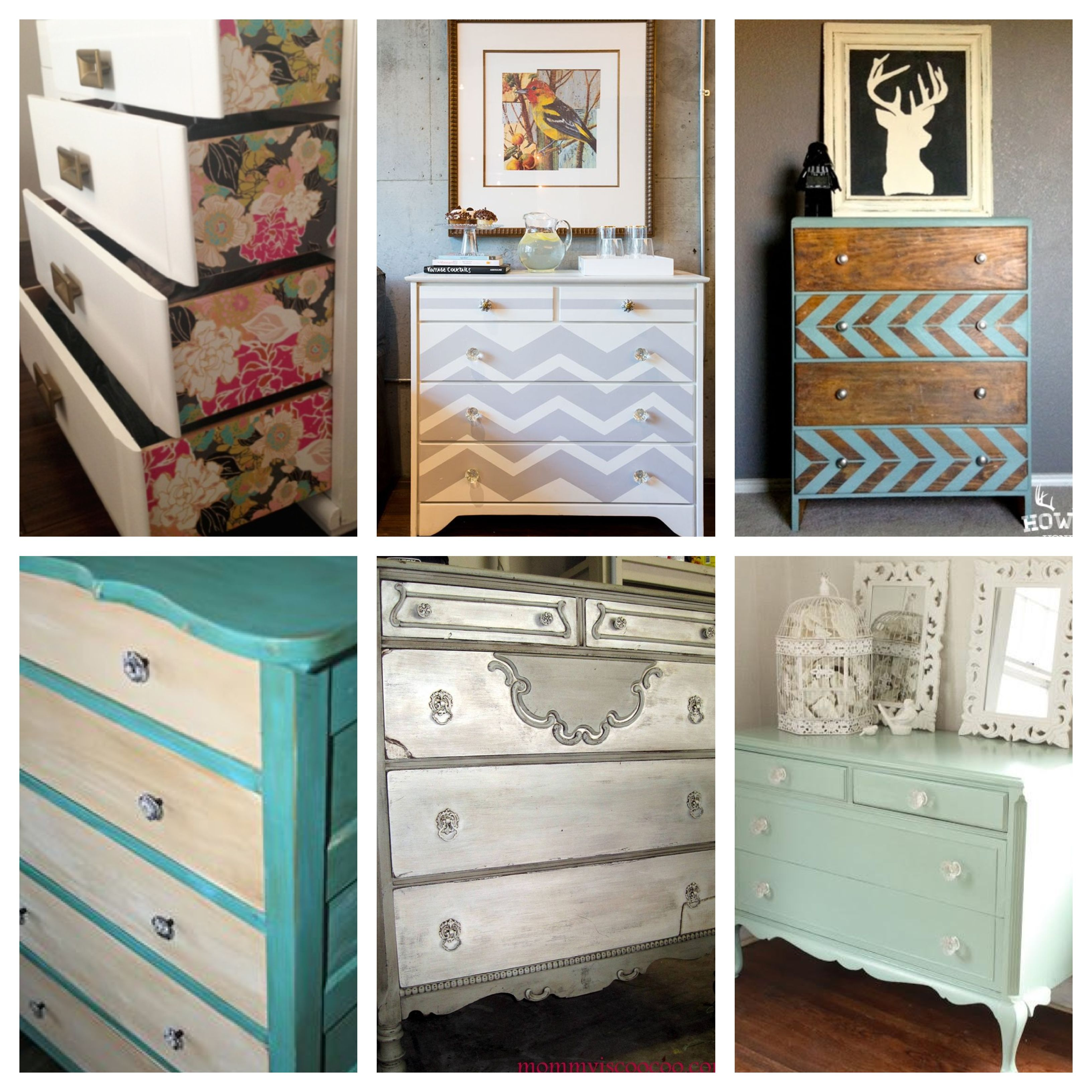 Attractive Refinished Dressers   Google Search