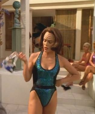 Can you Star trek voyager roxann dawson nude apologise, can
