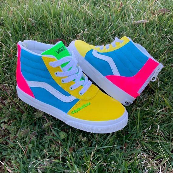 Custom vans shoes