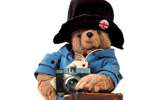 Paddington Bear is voted nation's favourite ever animated character. Congratulations everyone